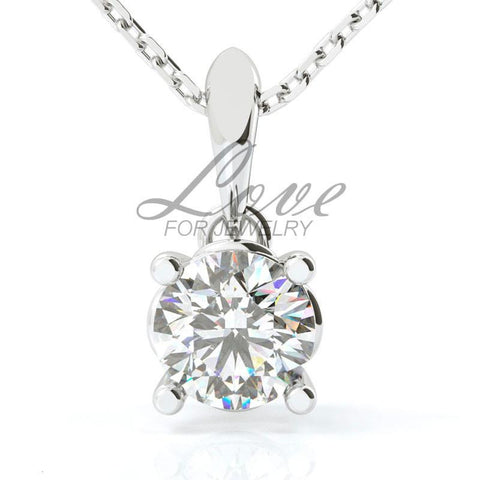Solitaire pendant crystals from swarovski love for jewelry solitaire pendant crystals from swarovski mozeypictures Image collections