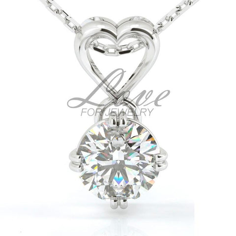 sweet love pendant crystals from swarovski love for jewelry