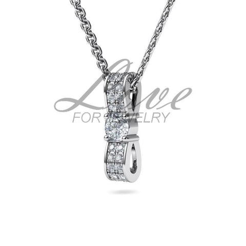 Luxury pendant crystals from swarovski love for jewelry luxury pendant crystals from swarovski aloadofball Images