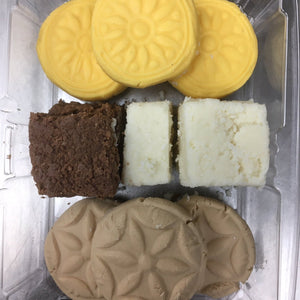 Assorted Bengali Sandesh