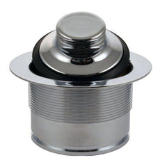 Westbrass D2105-26 EZ-Mount Sink Disposal Flange and Stopper, Fits EZ-Mount Disposers, Polished Chrome