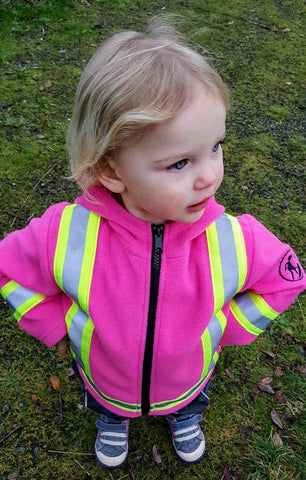 Kids' Safety Fleece