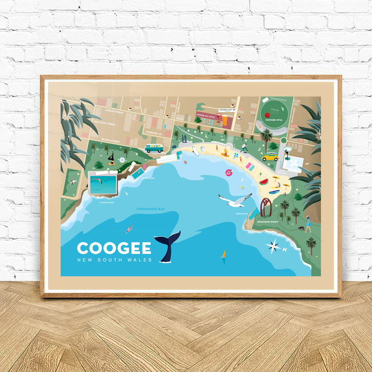Coogee Map