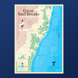 Great Surf Breaks of New South Wales