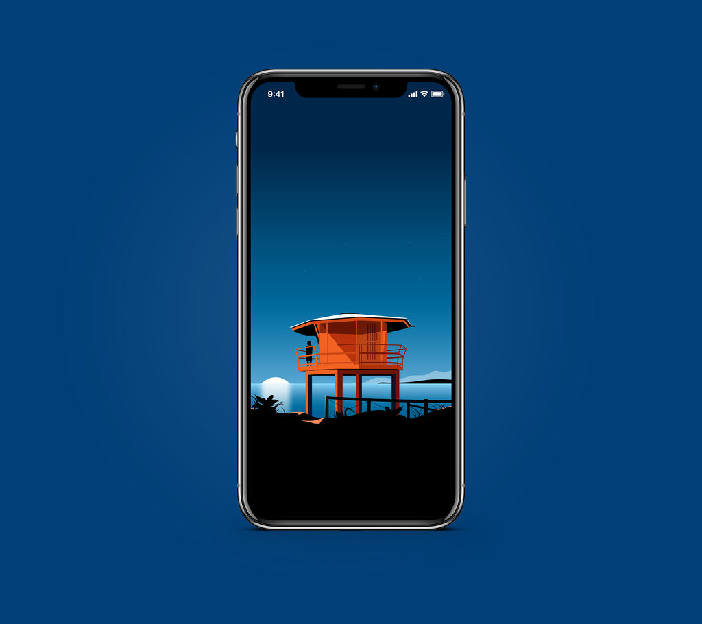 Phone Wallpapers Surf Edition