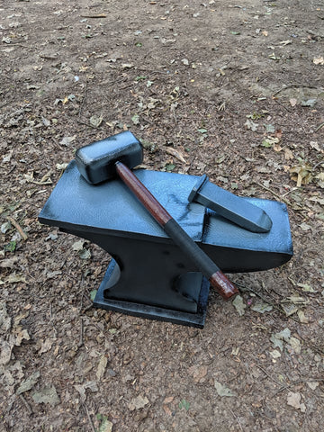 LRP Anvil,Larp Anvil, Cosplay Anvil, Prop Anvil, Foam Anvil