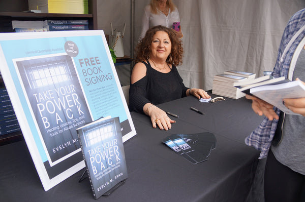 Paperback Signed by the Author - Take Your Power Back: Healing Lessons, Tips, and Tools for Abuse Survivors