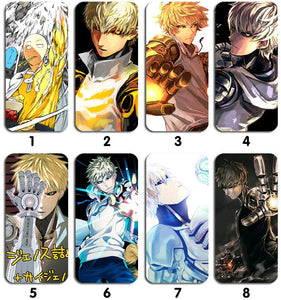 One Punch Man Saitama Comic Works Silicon Gel Case for Iphone 5 5S 6 6Plus 7S 7Plus(Custom) - icoshero