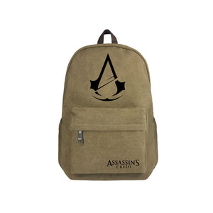 "Game Overwatch 17"" Canvas Bag Backpack - icoshero"