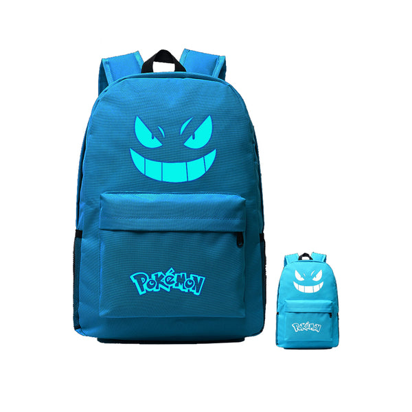 "Japanese Anime Pokemon Go 17"" Limunous Backpack - icoshero"