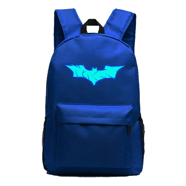 DC Comic The Batman Luminous computer backpack 19X12'' - icoshero