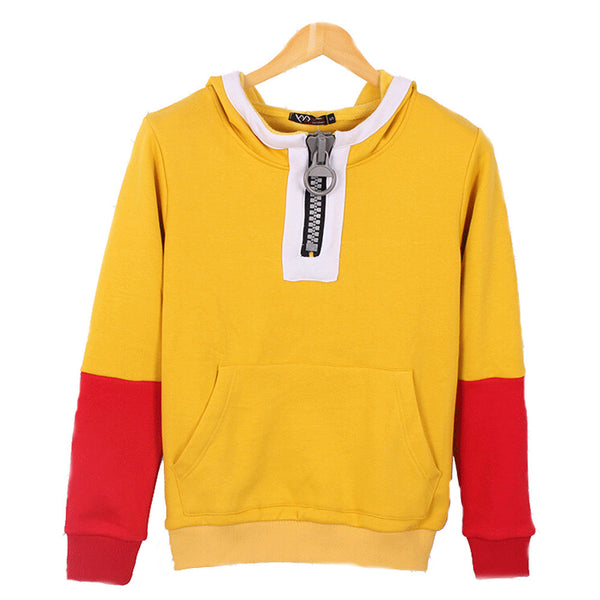 One Punch Man Cosplay Hoodie - icoshero