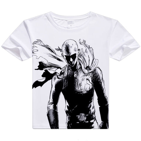 One Punch Man Short Tee - icoshero