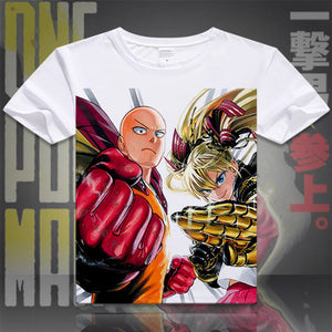 One Punch Man New Style Short Tee - icoshero