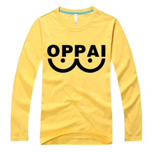 Men's One Punch Man Long Sleeve Sweatshirt - icoshero