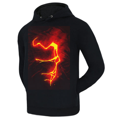 Avengers Ironman Fleece Custome Thicken Pullover Hoodie - icoshero