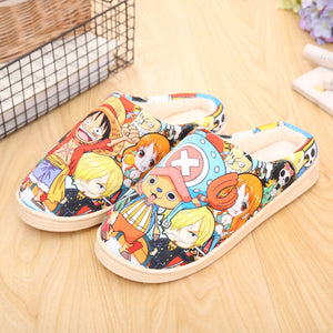 Anime Comics Slippers - icoshero