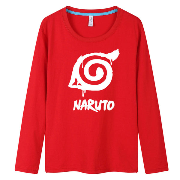 Anime Comics Naruto Crewneck Long Sleeve Sweatshirt - icoshero