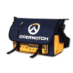 Overwatch Logo Mark Oxford cloth Messenger Bag Shoulder Bag - icoshero