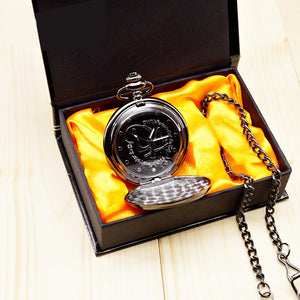 Harry Potter DA Mark Metal Pocket Watch - icoshero