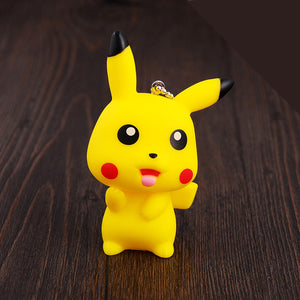 Pokemon Go Pikachu Cute Keyring Phone Chain Bag Accessory - icoshero