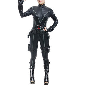 Marvel comics The Avengers Black Widow Natasha Romanoff Cosplay Costume - icoshero