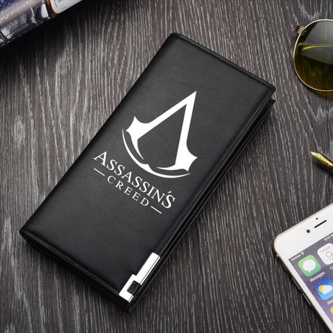 Assassin's Creed Digital Printing Rectangle Billfold Wallet - icoshero