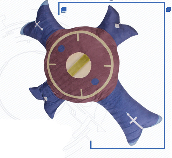 Fate/Grand Order Mash Kyrielight Shield Big Size Cushion Pillow Cosplay Props - icoshero