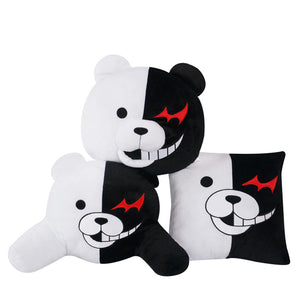 Danganronpa Monokuma Square/Round/Waist Cushion Pillow - icoshero