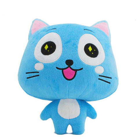 "Fairy Tail Happy Plush Toy 30cm/11.8"" - icoshero"