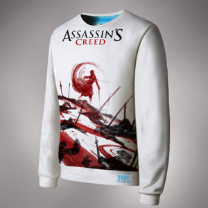 Assassin's Creed Pullover Sweatshirt - icoshero