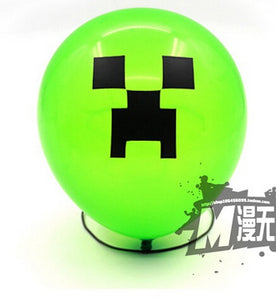 Minecraft  Character Balloon Pack(100 PCS) - icoshero