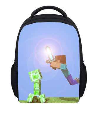 Minecraft Character Kid's Back Pack - icoshero