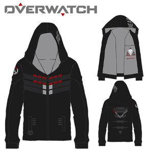 Students' Overwatch Reaper Renewed Hoodie Jacket - icoshero