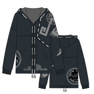 Students' Overwatch Hanzo Renewed Hoodie Jacket - icoshero
