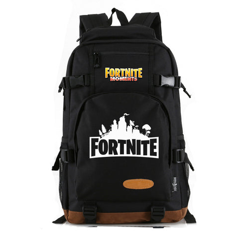 Game Fortnite Multi Pockets Shoulders Backpack - icoshero