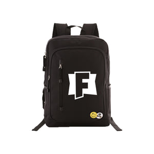"Game Fortnite 17"" Student Backpack - No luminous - icoshero"