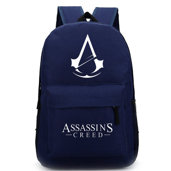 "Assassin's Creed 17"" Students Backpack - icoshero"