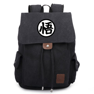 Anime Comics Dragon Ball Canvas Backpack - icoshero
