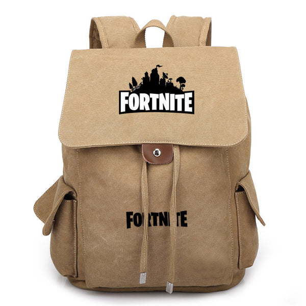 Game Fortnite Book Rucksack Backpack - icoshero