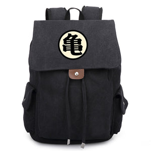 Anime Comics Dragon Ball Casual Rucksack Teens Backpack - icoshero
