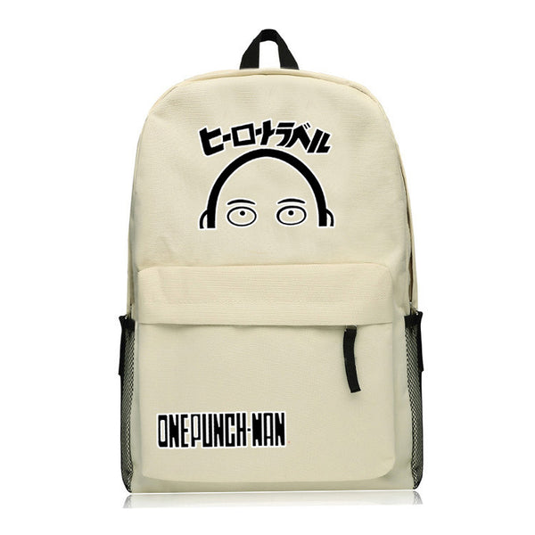 "Anime Comics One Punch Man 17"" Backpack - icoshero"