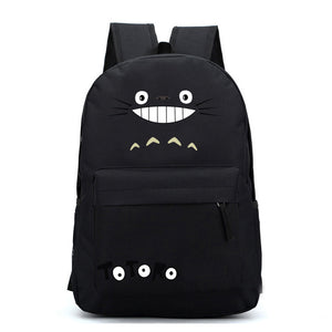 "Anime Comics Totoro 17"" Backpack For Teens - icoshero"