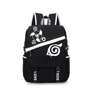 Anime Comics Naruto Backpack For Teens - icoshero