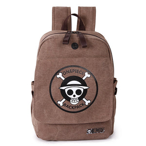 Anime Comics One Piece Backpack For Teens - icoshero