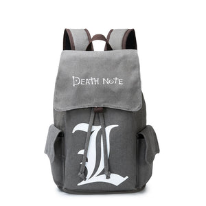 Movie Death Note Drawstring Backpack - icoshero