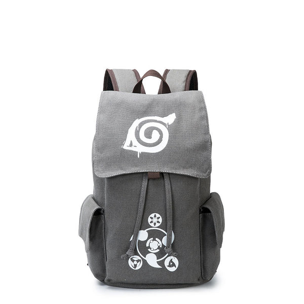 Anime Comics Naruto Drawstring Backpack - icoshero