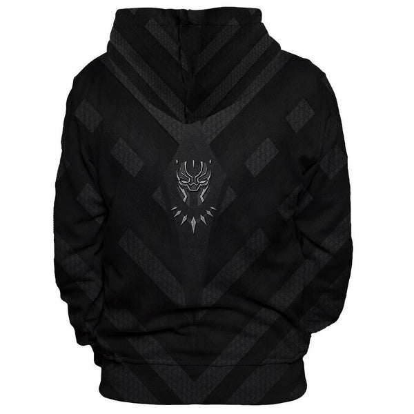 The Avengers Black Panther Pullover Hoodie MZH00C - icoshero