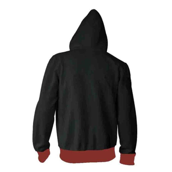 Spider-Man Venom Zip Up Hoodie MZH181 - icoshero