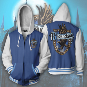 Harry Potter Zip Up Hoodie MZH888 - icoshero